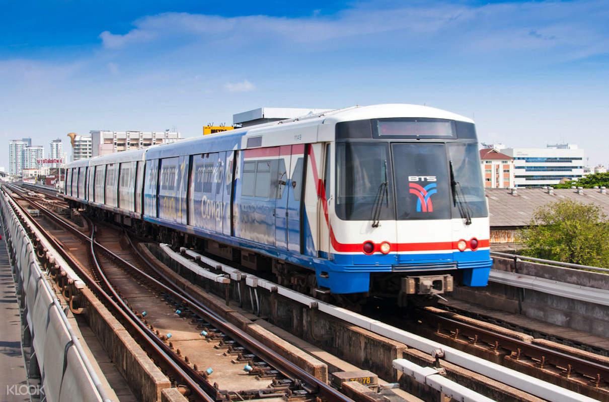 bangkok sky train